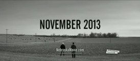 Nebraska Official Trailer #1 (2013)  HD Alexander Payne Bruce Dern Will Forte