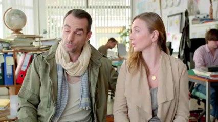 Campagne 2013 Aider Plus Loin - Un couple passe un entretien d'embauche
