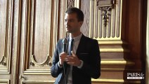 Nuit Blanche 2013 - Le discours de Bruno Julliard