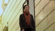 Vue sur les marches : Legend Lin