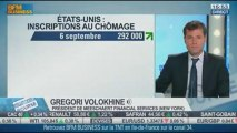 Wall street attend la décision de la FED : Gregori Volokhine, dans Intégrale Bourse - 18/09