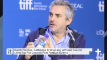 Ralph Fiennes, Catherine Breillat And Alfonso Cuaron Lined Up For London Film Festival Events