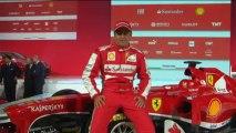 Alonso and Raikkonen will 'collide' - Massa