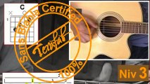 Je te promets - Zaho [Tuto Guitare] by Terafab