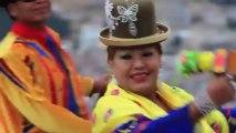 Intocables a Morir, Morenada Intocables Juliaca 2012 [720p]