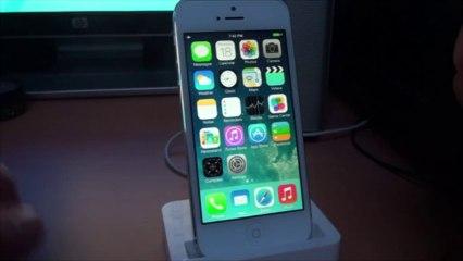 L'iOS 7 est disponible en version finale !