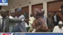 Nigeria : les députés s'échangent des coups