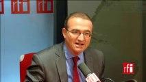 Hervé Mariton, député UMP de la Drôme, porte-parole de l'opposition à la commission des Finances de l'Assemblée nationale