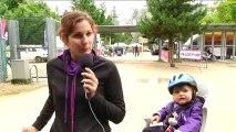 téléGrenoble sur la 1ère édition du Grenoble VéloTour