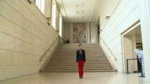 Vue sur les marches : Catherine Diverrès