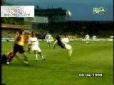 Galatasaray-Beşiktaş Türkiye Kupası Finali'98