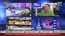"""Daniel Orantin, directeur du tourisme de la Seine-Saint-Denis sur BFM Business """"Paris est à vous"""" - 24 juillet 2013"""