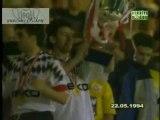 Beşiktaş-Galatasaray Cumhurbaşkanlığı Kupası'94