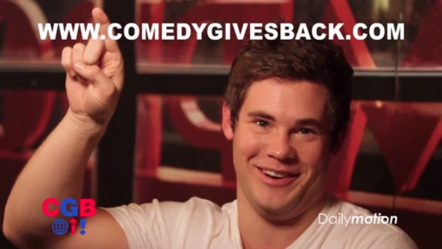 Comedy Gives Back announces Nov 6th date with Dane Cook, Adam Devine, Adam Carolla, Kevin Nealon