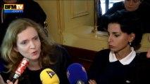 """Nathalie Kosciusko-Morizet, à propos des Roms: """"Qui harcèle qui?"""" - 19/09"""