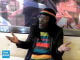 Le chanteur de reggae Alpha Blondy se dévoile
