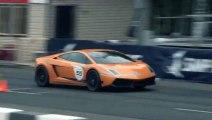 Record du monde de vitesse : Lamborghini Gallardo LP570-4 (402 km/h)