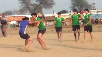 Raider Point 04 - FreeStyle Girls Kabaddi Tournament 2013 Match 11