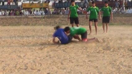 Stoper Best Catch 09 - FreeStyle Girls Kabaddi Tournament 2013 Match 11