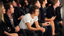 Harry Styles And London Fashion Week Styles