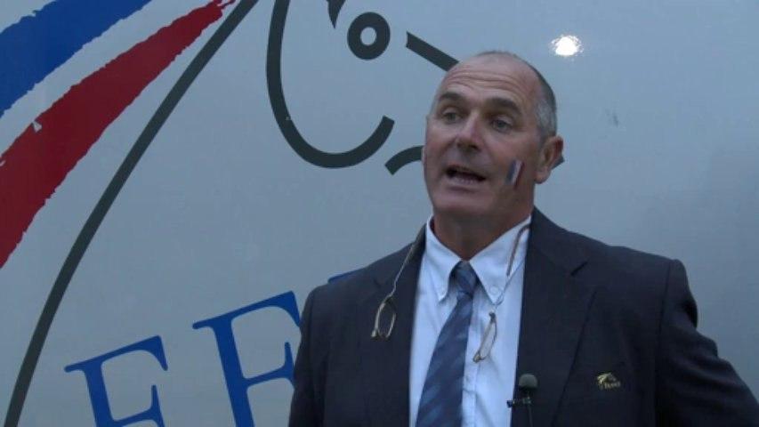 Interview de  Pascal Forabosco à la veille de la compétition