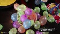 10 trucs de fou à faire avec de l'Azote Liquide pour une fête d'anniversaire de dingue!