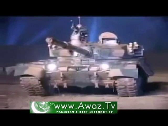 Al Khalid Tank _ Pakistan Army _ Made Jointly