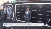 Idris Elba Was Crushed After Learning Baby Was Not His