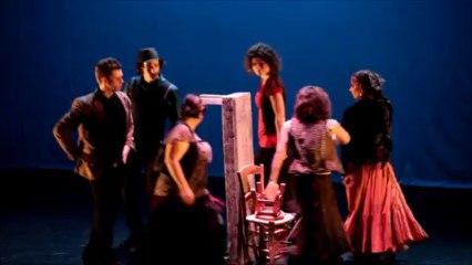 Carmen, opéra sauvage IVT Paris