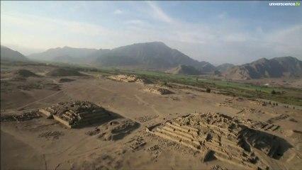 Des ailes pour la science : Pérou, les mystères de Caral