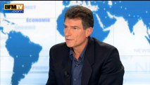 """Durand sur BFMTV: """"Jean-Marc Ayrault m'a assuré qu'il n'avait pas demandé ma tête"""" - 20/09"""