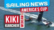 Coupe de l'America : Analyse de la régate 12 | Kiki Karcher's Webcam