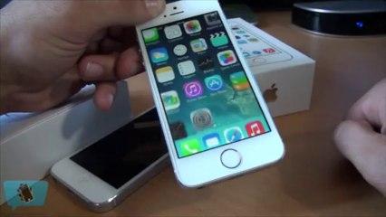 Déballage du iPhone 5S Argent ! (iTiAP)