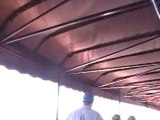 Ferry on Lake Champlain Burlington Vermont