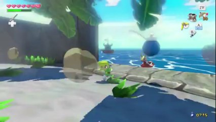 Trailer de lancement de The Legend of Zelda : The Wind Waker