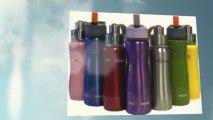 Eco Vessel - Stainless Steel Water Bottles - Kids Bottles   Water Filter