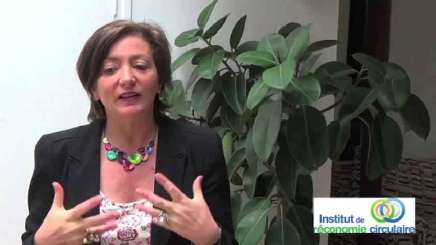 """Anne de Béthencourt """"L'économie circulaire : modèle du 21e siècle créateur de valeur positive"""""""