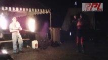 Chesny : Les médiévales 2013 nuit du feu