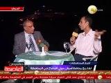 لقاء مع ل. مصطفي يسري - محافظ أسوان حول الأوضاع الأمنية في المحافظة