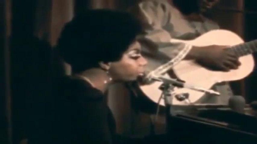 Nina Simone: Black Is The Color Of My True Love's Hair