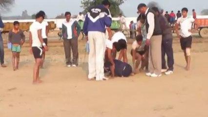 Catcher Point 03 - FreeStyle Girls Kabaddi Tournament 2013 Match 12