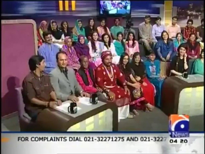 Khabar Naak , 21 September 2013 , 21-09-2013 ,Full Comedy Show , Aftab Iqbal , Geo News