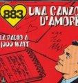 883 Una Canzone D'Amore Karaoke HD