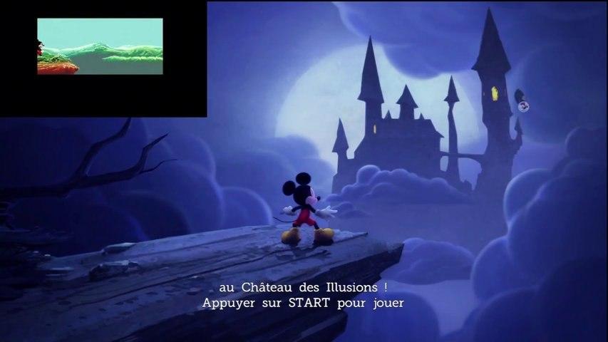 Gameplay et test Castle of Illusion