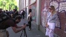 A Milan, le street style vole la vedette aux défilés de mode