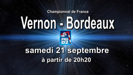 SMV vs Girondins de Bordeaux - ProD2
