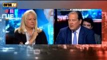 BFM Politique: l'interview BFM business, Valérie Pécresse et Jean-Christophe Cambadélis - 22/09