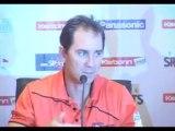 Perth Scorchers coach Justin Langer press conference