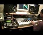 Akai MPC 2500 Music Production Center Beat Making In da Lab 17 (That Jazz Ish)