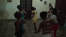 WWW.DANSACUBA.COM Stage Fete de la Caraibe et Fete de fin style filles juillet 2013